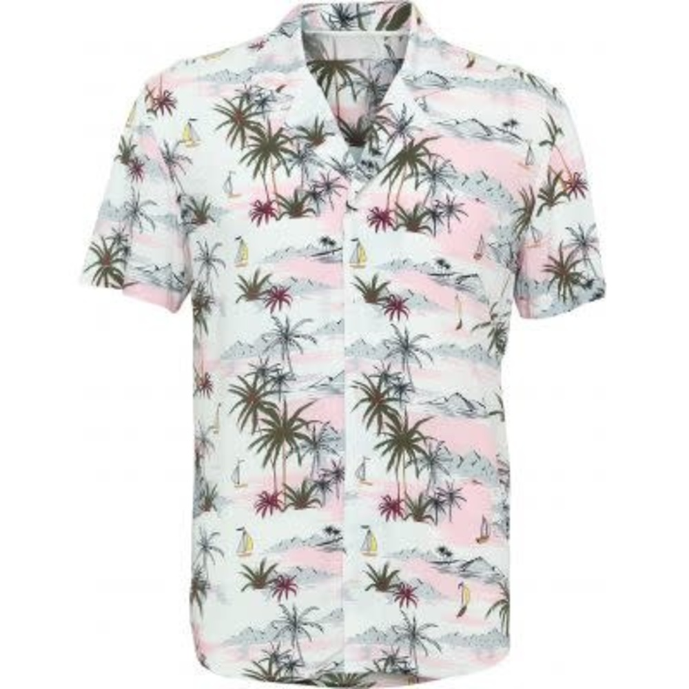 Palm Bowling Shirt