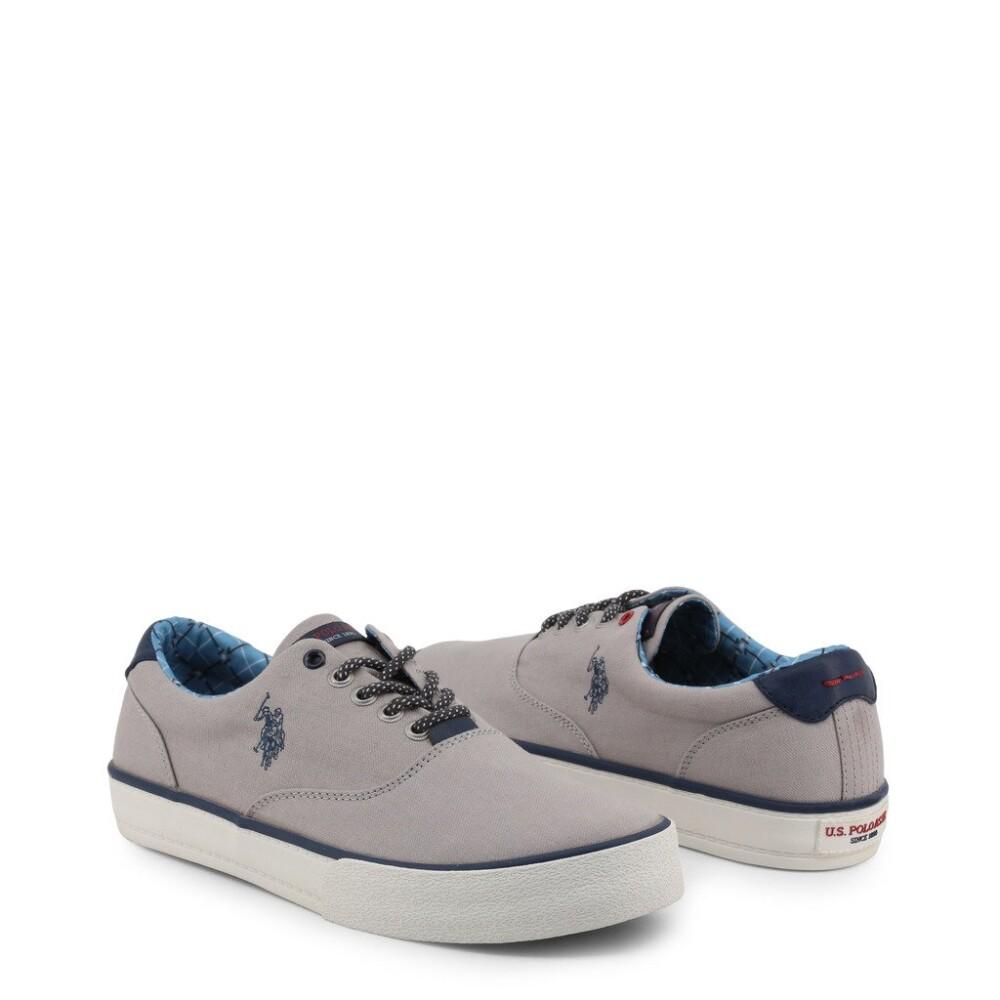 Gray GALAN4019S9 Sneakers | U.S. Polo Assn. | Sneakers | Herenschoenen