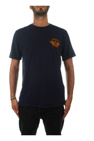Dockers 27406-0093 T-shirt Man Blue