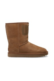 'W Classic Short' suede snow boots