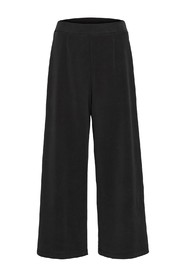 Slftuija Tea Mw Cropped Wide Pants