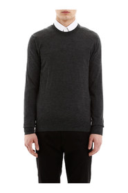 Shaved pullover