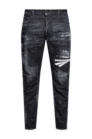 Tidy Biker Jeans