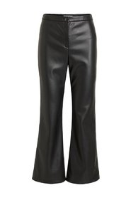 trousers Flared faux