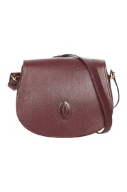 Pre-owned Must de Leather Crossbody Bag