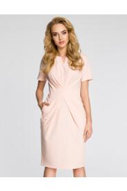 Sukienka odcinana w pasie M234