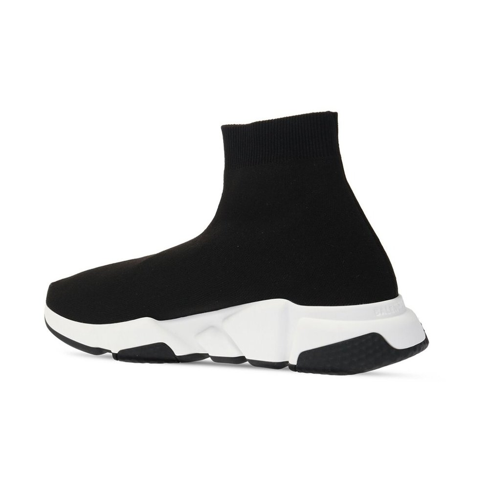 Balenciaga Black Speed sneakers with sock upper Balenciaga