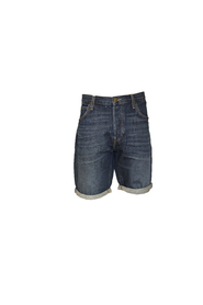 Blå Lee 5 pocket Shorts