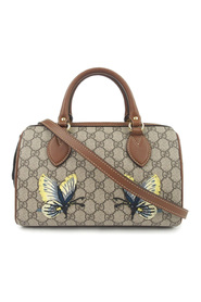 Supreme Butterfly Embroidered Satchel Plastic