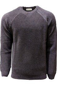 BOX NECK SWEATER