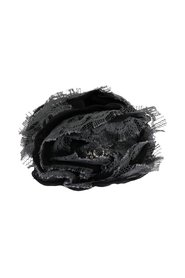 Floral Lace Crystal Hair Claw