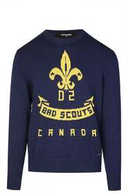 Bad Scouts Woven Jumper