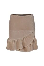 Didi Ruffle Skirt Rainy Day