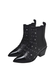 Ball ankle boots