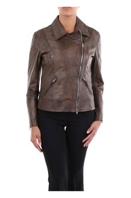 LARA01 Leather jacket