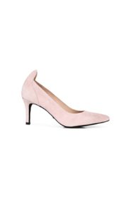 Lys Rosa Front Society Pumps