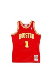 CANOTTA BASKET NBA SWIGMAN JERSEY HARDWOOD CLASSICS NO1 TRACY MC GRADY 2004-05 HOUROC ROAD
