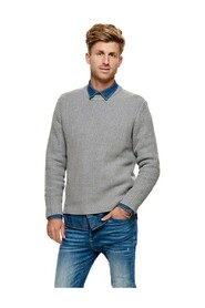 Knitted Pullover Texture
