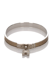 Kelly H Lock Cadena Bracelet Metal