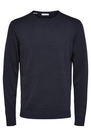 Knitted Pullover Silk mix