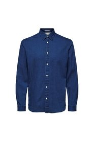 slim nolan shirt ls