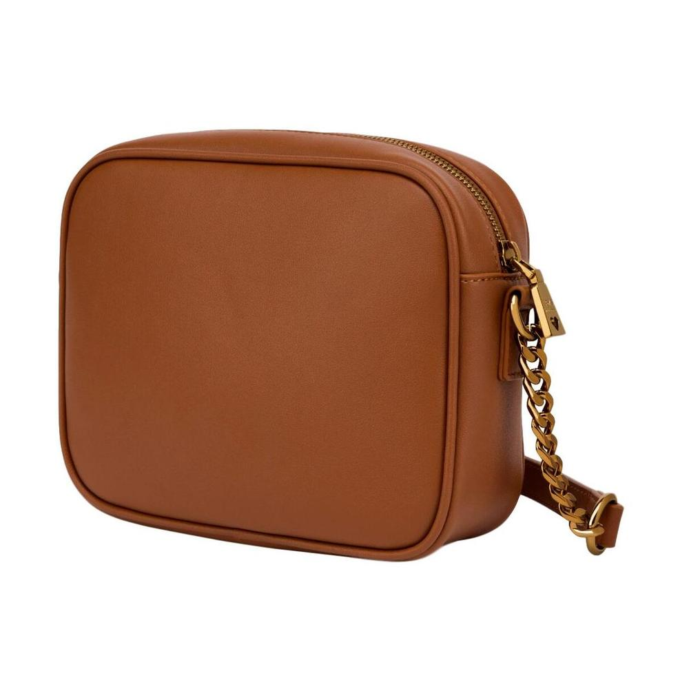 Brown SMOOTH BAG | Love Moschino | Umhängetaschen | Damenaccessoires