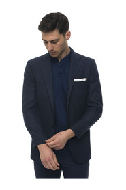 Deconstructed-unlined blazer with 3 buttons