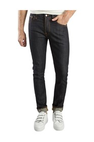 Tilted Tor Dry Flat Jeans