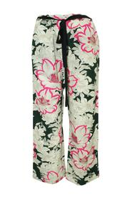 Loose Fitting Floral Pants
