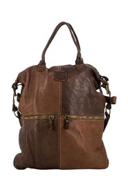 Genevra leather bag