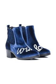 Giulia N Boots Blue