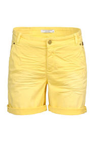 Geel dames short Summum - 4s1787-10917
