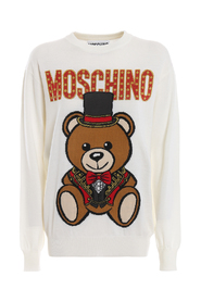 Teddy Circus wool sweater