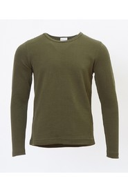 Pace Crew Neck Army Moss