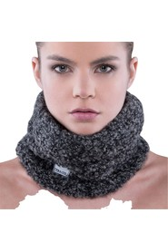 BULLISH GORRO BOUCLÈ SCARF, FOULARD Women DARK GREY