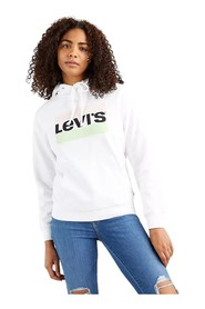 18487 0045 GRAPHIC HOODIE