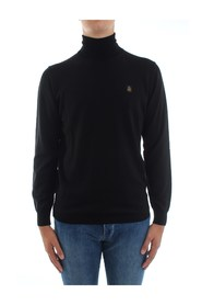 M25700-MA9T01 High neck knitwear