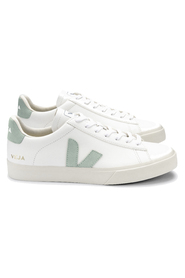 Campo Chrome Free Leather Trainers
