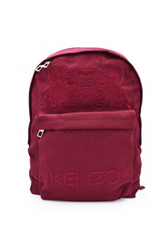 Kampus backpack with embroidered tiger