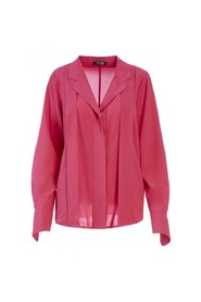 Solid Color Blouse F320WT1026W19601