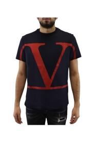 V Logo t-skjorte