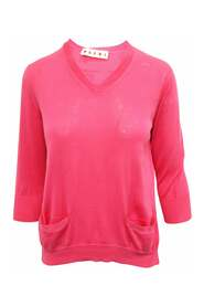Sweater With Two Front Pockets -Pre Owned Condition Very