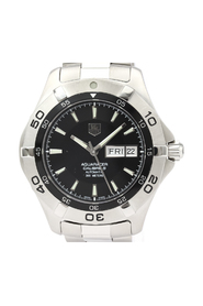 Aquaracer Automatic Stainless Steel Sports Watch WAF2010