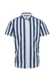 Sailor Shirt Stripes/Button