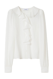 Majolie Silk Shirt
