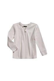 Marc O'Polo Junior - Langærmet t-shirt - Cloud
