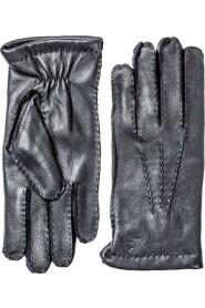 Handskbutiken Hjortskinnshandskar Svart