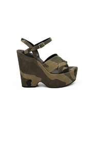 camouflage Wedges