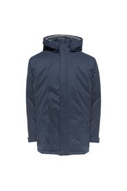 Only&Sons Ethan Parka Jacket Blue Night - M