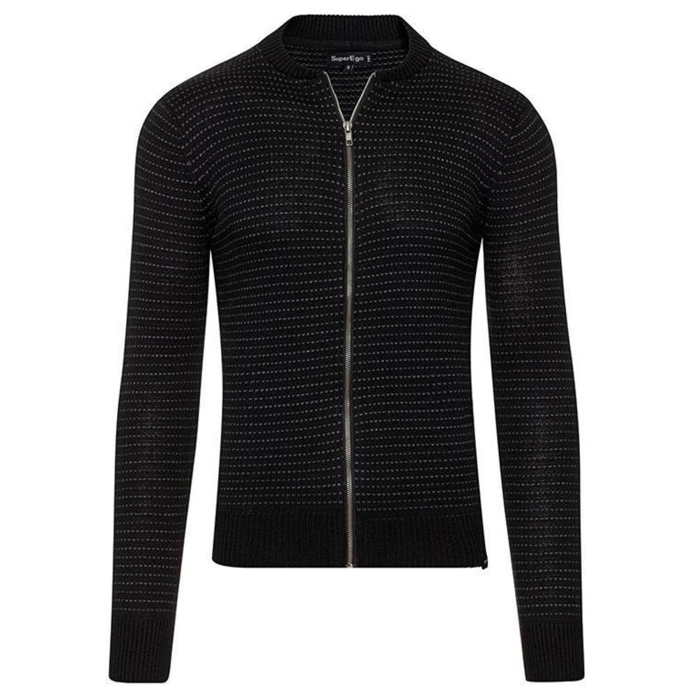 Zip Knitted